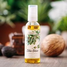 Hình ảnh Dầu Olive (oliu) Cocoon 100% nguyên chất (100ml)