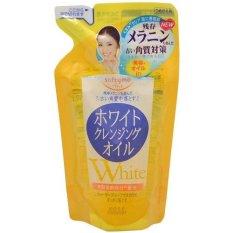 Dầu tẩy trang Kose Softymo White 200ml (Dạng gói)