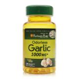 Bán Dầu Tỏi Khong Mui Tăng Cường Miễn Dịch Giảm Cholesterol Puritan S Pride Odorless Garlic 1000Mg 100 Vien Hsd Thang 7 2019 Rẻ