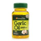 Dầu Tỏi Tăng Cường Hệ Miễn Dịch Hỗ Trợ Phong Ngừa Cảm C*m Giảm Cholesterol Puritan S Pride Garlic Oil 1000Mg 100 Vien Hsd Thang 12 2018 Puritan S Pride Chiết Khấu 50