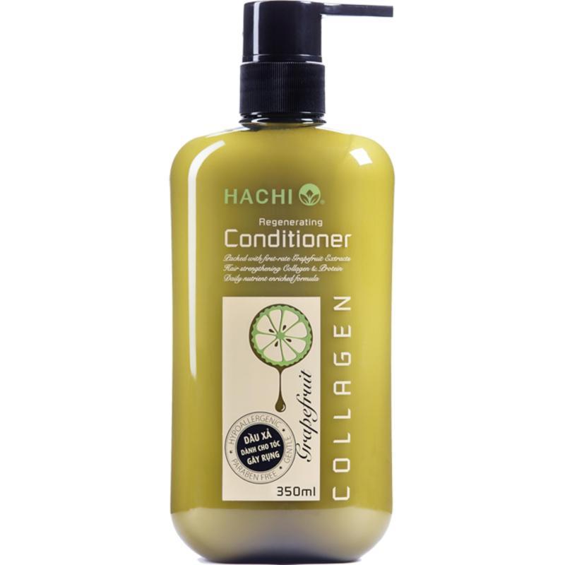 Dầu xả HACHI dành cho tóc gãy rụng chiết xuất Bưởi & Biotin (500ml) nhập khẩu