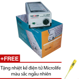 Mua Đệm Hơi Chống Loet Lucass Lc5789 Trắng Tặng Nhiệt Kế Điện Tử Microlife Rẻ Hồ Chí Minh