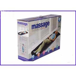 Đệm massage toàn thân cao cấp 9 chế độ thumbnail
