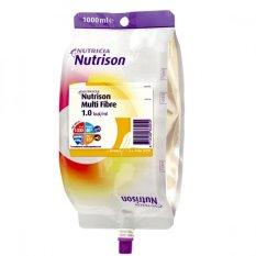 Mã Khuyến Mại Dinh Dưỡng Ăn Qua Ống Thong Nutricia Nutrison Multi Fibre 1000Ml Kem Day Truyền Nutricia