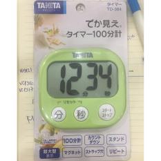 Hình ảnh Đồng hồ bấm giây Tanita TD 384
