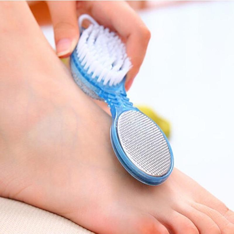 Dụng cụ chà và chăm sóc gót chân tiện dụng MLS312 cao cấp