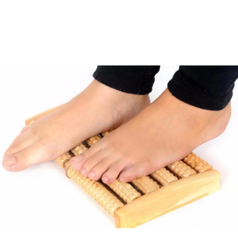 Dụng Cụ Massage Chân Bằng Gỗ Tự Nhiên nhập khẩu