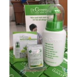 Bán Dụng Cụ Rửa Mũi Dr Green 20 Goi Muối Lo Hội Mới