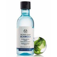 Ôn Tập Dưỡng Da The Body Shop Seaweed Clarifying Toner 250Ml Trong Bình Dương