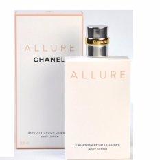 Dưỡng Thể Chanel Allure 200ml nhập khẩu