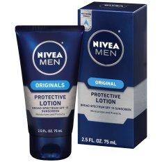 Giá Bán Dưỡng Thể Cho Da Mặt Nam Giới Nivea Men Original Protective Lotion 75Ml Nguyên Nivea