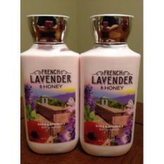 Cửa Hàng Dưỡng Thể Lavender Honey Của Bath Body Works Bath Body Works Vietnam