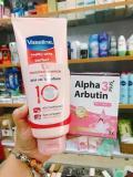 Giá Bán Dưỡng Thể Vaseline Dưỡng Trắng Gấp 10 Lần Perfect Serum 10X 320Ml Rẻ Nhất