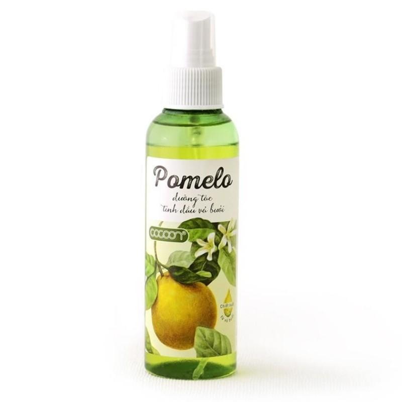 Dưỡng tóc tinh dầu vỏ bưởi Pomelo Cocoon 130ml từ thiện nhiên