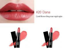 Mã Khuyến Mại Eglips Real Color Lipstick 20 Dana San Ho Nau Eglips