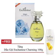 Bán Enchanteur Nước Hoa Magic 50Ml Tặng Dầu Gội Charming 100G Nguyên