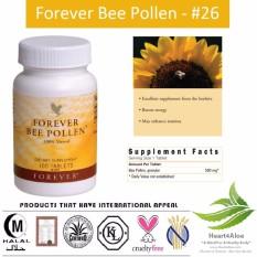 Hình ảnh Forever Bee Pollen Tốt Cho Nam Giới Sinh Lý Yếu - Hàng Chính Hãng
