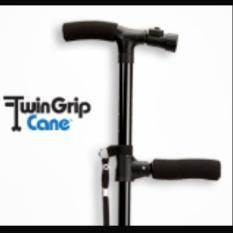 Giá Bán Gậy Xếp Twin Grip Cane Mới