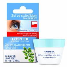 Gel trị quầng thâm và ngăn ngừa bọng mắt Floslek - eyebright 10g