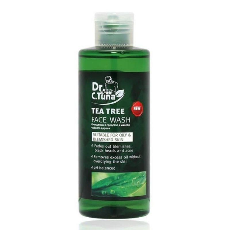 Gel Rửa Mặt Trị Mụn Farmasi Tea Tree Series Face Wash 225ML nhập khẩu