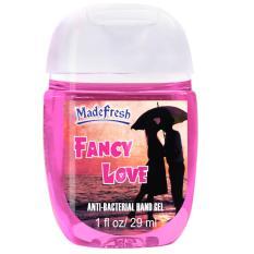 Hình ảnh GEL RỬA TAY KHÔ MADEFRESH mùi hương Fancy Love 29ML
