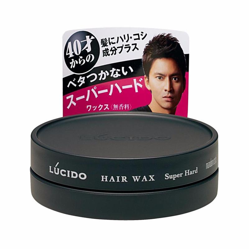 Gel tạo kiểu tóc LUCIDO hair wax 70g (Made in Japan) giá rẻ