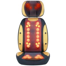 Mua Ghế Massage Mong Lưng Cổ Onaga Massage Model Flamme Vang Đồng Rẻ