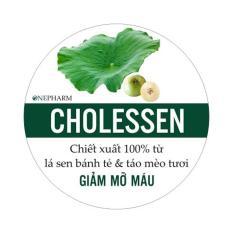 Bán Giảm Mỡ Mau Cholessen Mới