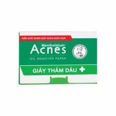 Giấy thấm dầu Acnes (100 tờ/hộp) nhập khẩu