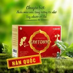 Gintonic Plus Bổ Nao Han Quốc Hà Nội Chiết Khấu 50