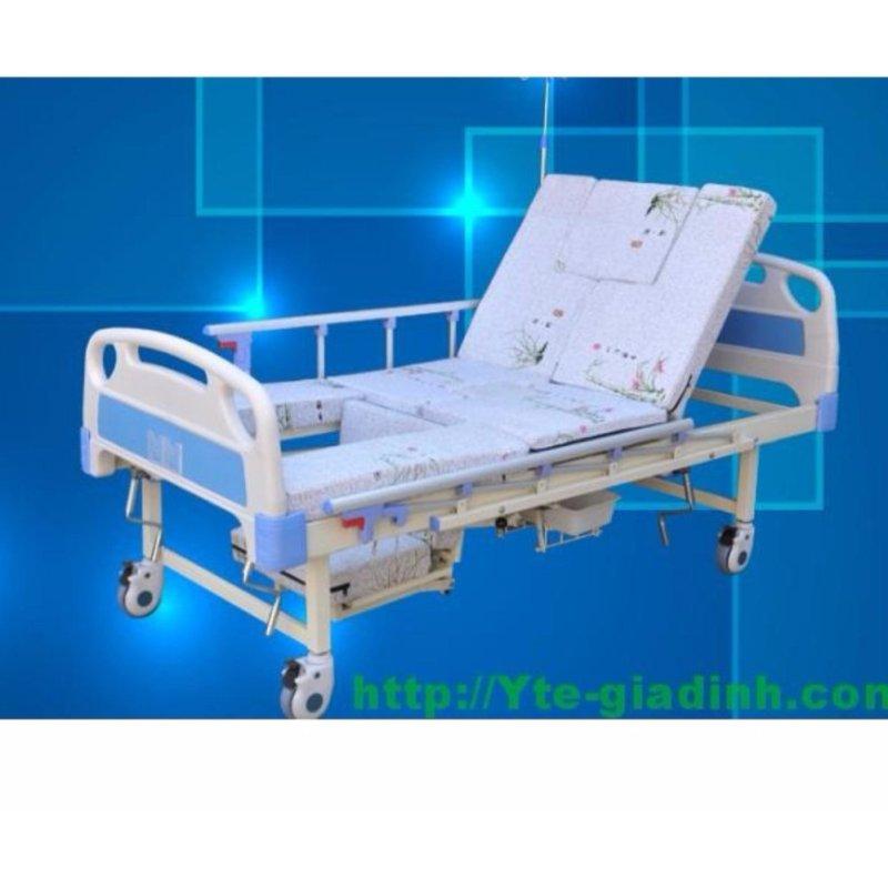 Giường hồi sức cấp cứu đa chức năng Ohio NK2  (Hàng nhập khẩu)