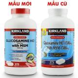 Bán Mua Glucosamine Hcl 1500Mg With Msm 1500Mg Kirkland Signature Hộp 375 Vien Mỹ Bổ Xương Khớp Trong Hồ Chí Minh
