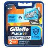 Goi 2 Lưỡi Dao Cạo Gillette Fusion Proshield Chill Gillette Rẻ Trong Hồ Chí Minh