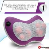 Mã Khuyến Mại Gối Massage 6 Bi Hồng Ngoại Kimura Pillow Pl 819 Hà Nội