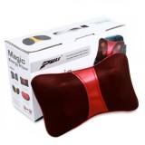 Giá Bán Gối Mat Xa Hồng Ngoại Magic Energy Pillow Puli Pl 818 Đỏ Winwinshop Nguyên Magic Puli