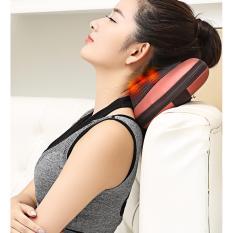 Mua Gối Massage Hồng Ngoại 8 Bi Đảo Chiều Tự Động Mẫu Mới Rẻ