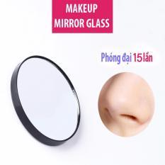 Gương trang điểm makeup 15X tốt nhất