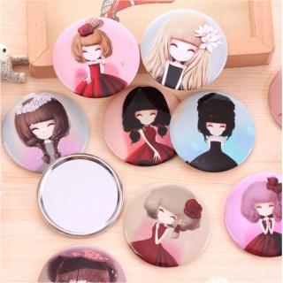 Gương Trang Điểm Nhỏ Xinh (Phát Màu Ngẫu Nhiên) thumbnail