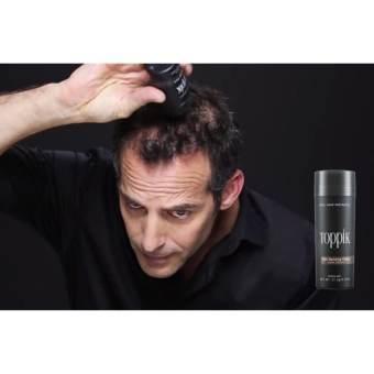 Hair Building Fibers Hair Loss Solutions Concealer 27.5g Black - intl