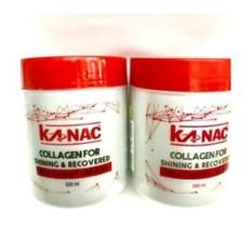 Hấp dầu Collagen Phục Hồi – Phủ Bóng KA NAC 500ml ( cho tóc nhuộm) nhập khẩu