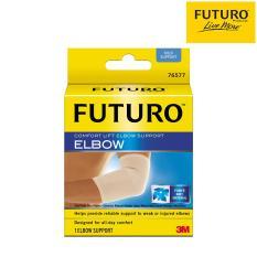 Băng đeo hỗ trợ khuỷu tay Futuro 76577 màu be, size S nhập khẩu