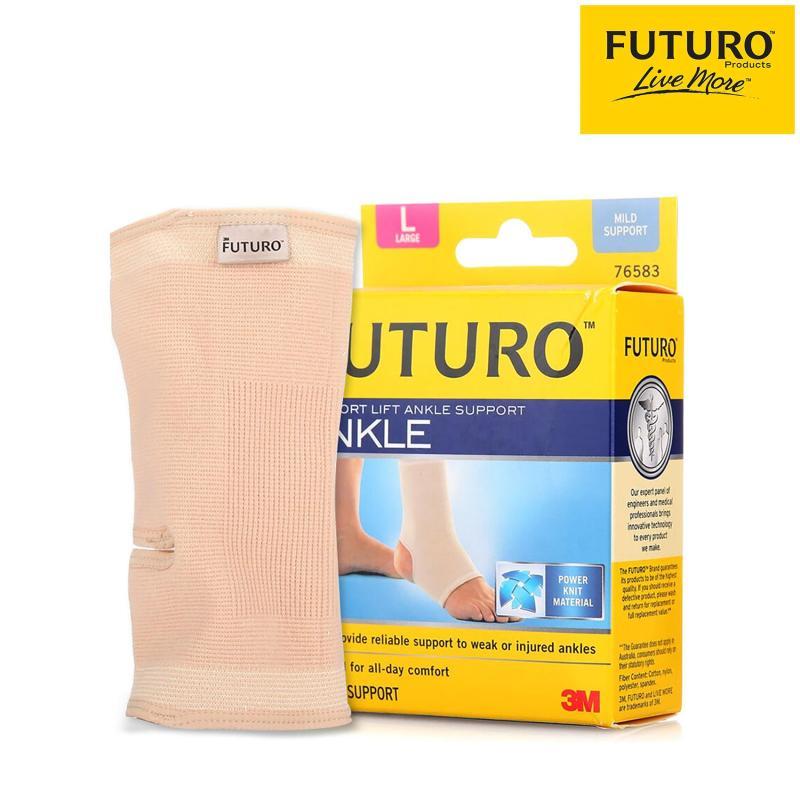 Băng đeo hỗ trợ mắt cá chân Futuro 76583, màu be, size L tốt nhất