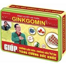 Hoạt Huyết An Thần Ginkgomin By Thực Phẩm Chức Năng Thiên Phúc.