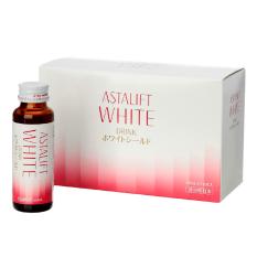 Chiết Khấu Hộp 10 Chai Nước Uống Trắng Da Astalift Drink Whiteshield 50Ml Astalift Hồ Chí Minh