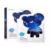 Ôn Tập Hộp 10 Mặt Nạ Cấp Nước Dưỡng Da Ẩm Mượt Mềm Mịn The Oozoo Bear Water Bang Hydrating Mask 24Ml X10 Mới Nhất