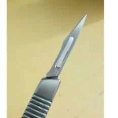 Hình ảnh Hộp 100 lưỡi dao mổ số 11