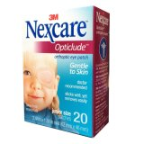 Bán Hộp 20 Miếng Băng Dan Mắt 3M Nexcare Opticlude Orthoptic Eye Patch Junior Size