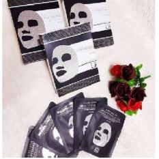 Hình ảnh Hộp 5 mặt nạ dưỡng trắng, làm mờ vết thâm nám, tàn nhang Lisu Silver Therapy Brightening Mask