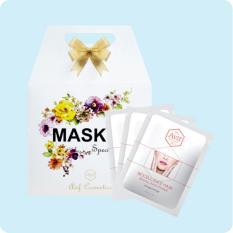 Hộp Qua 10 Mặt Nạ Avif Biocell Anti Age Face Mask Giảm Lao Hoa 10Goi 23G Trong Long An