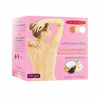 HOT Kem làm nhạt màu lông và trắng da tinh chất Collagen thương hiệu Carebeau Thái Lan thumbnail